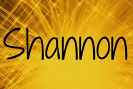 Shannon-about