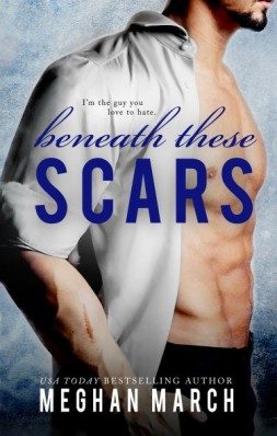 Review: Beneath These Scars by Meghan March