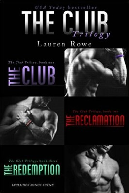 Favorite Friday: The Club Trilogy by Lauren Rowe