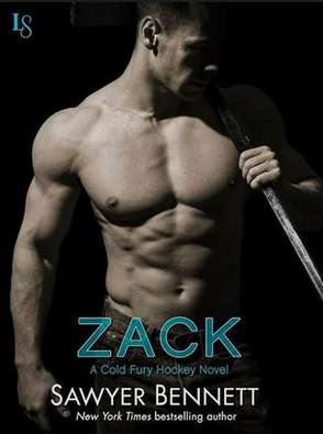 Review: Zack by Sawyer Bennett