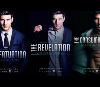 Cover reveal: The Club Series' new trilogy