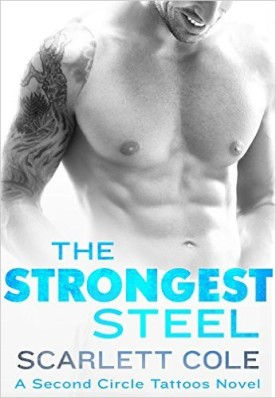 Review: The Strongest Steel by Scarlett Cole