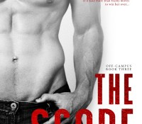 Cover Reveal: The Score by Elle Kennedy