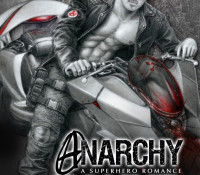 Book and Cover Reveal and Giveaway: Anarchy Found by JA Huss