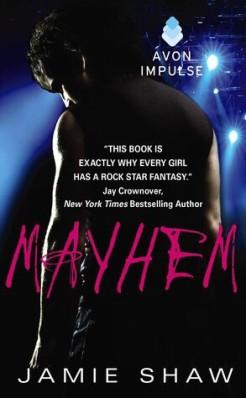 Review: Mayhem by Jamie Shaw