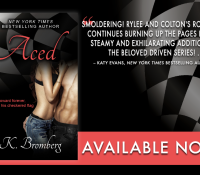 Release Day Blitz: Aced by K. Bromberg