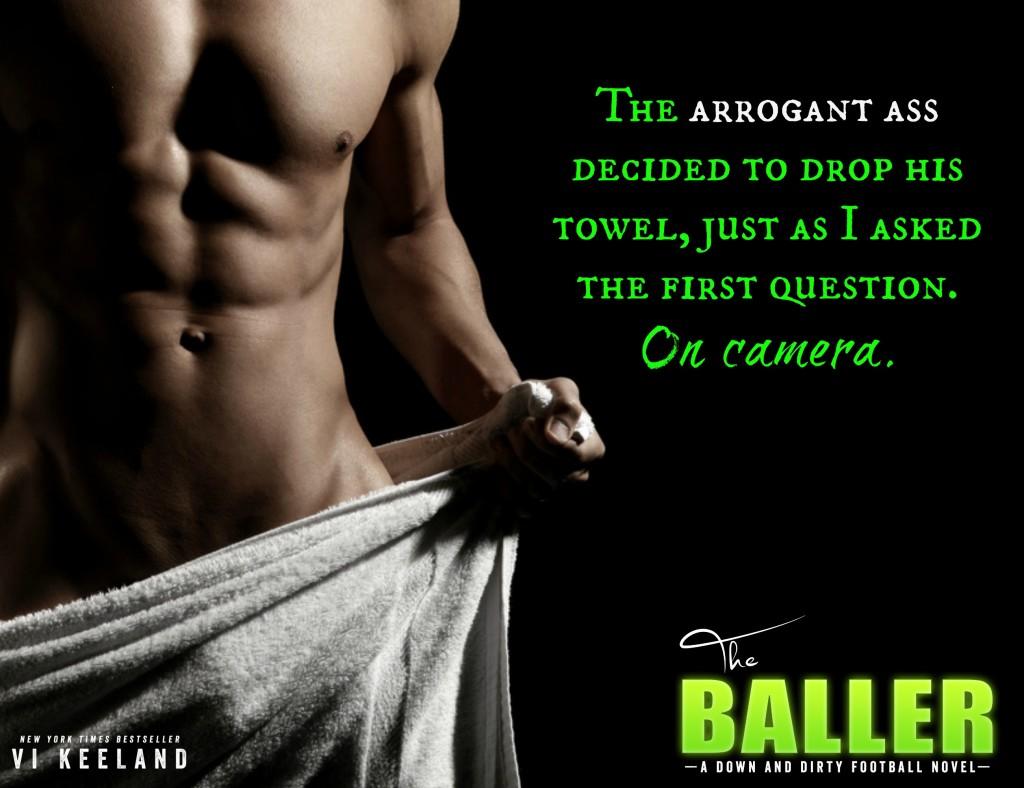 Afbeeldingsresultaat voor The Baller by Vi Keeland