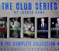 Book Tour: The Club Series by Lauren Rowe