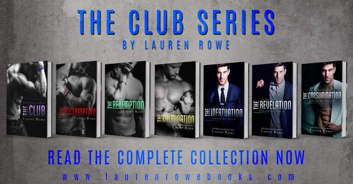 Image result for The Club by Lauren Rowe
