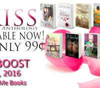 Release Boost and Giveaway: Story of a Kiss Anthology