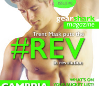 Release Blitz: #Rev (GearShark, #2) by Cambria Hebert