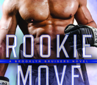 Cover Reveal: Rookie Move by Sarina Bowen