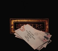 Cover Reveal: The Letters, A Carnage Novella by Lesley Jones