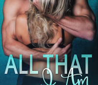 Cover Reveal: All That I Am by Rachel Brookes