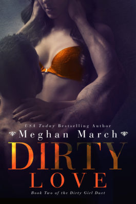 Release Blitz and Review: Dirty Love by Meghan March