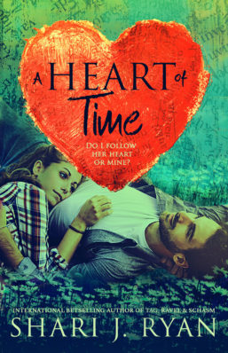 Review & Release Blitz: A Heart of Time by Shari J. Ryan