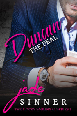 Review: Duncan: The Deal by Jade Sinner