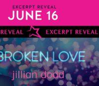 Excerpt Reveal: Broken Love by Jillian Dodd
