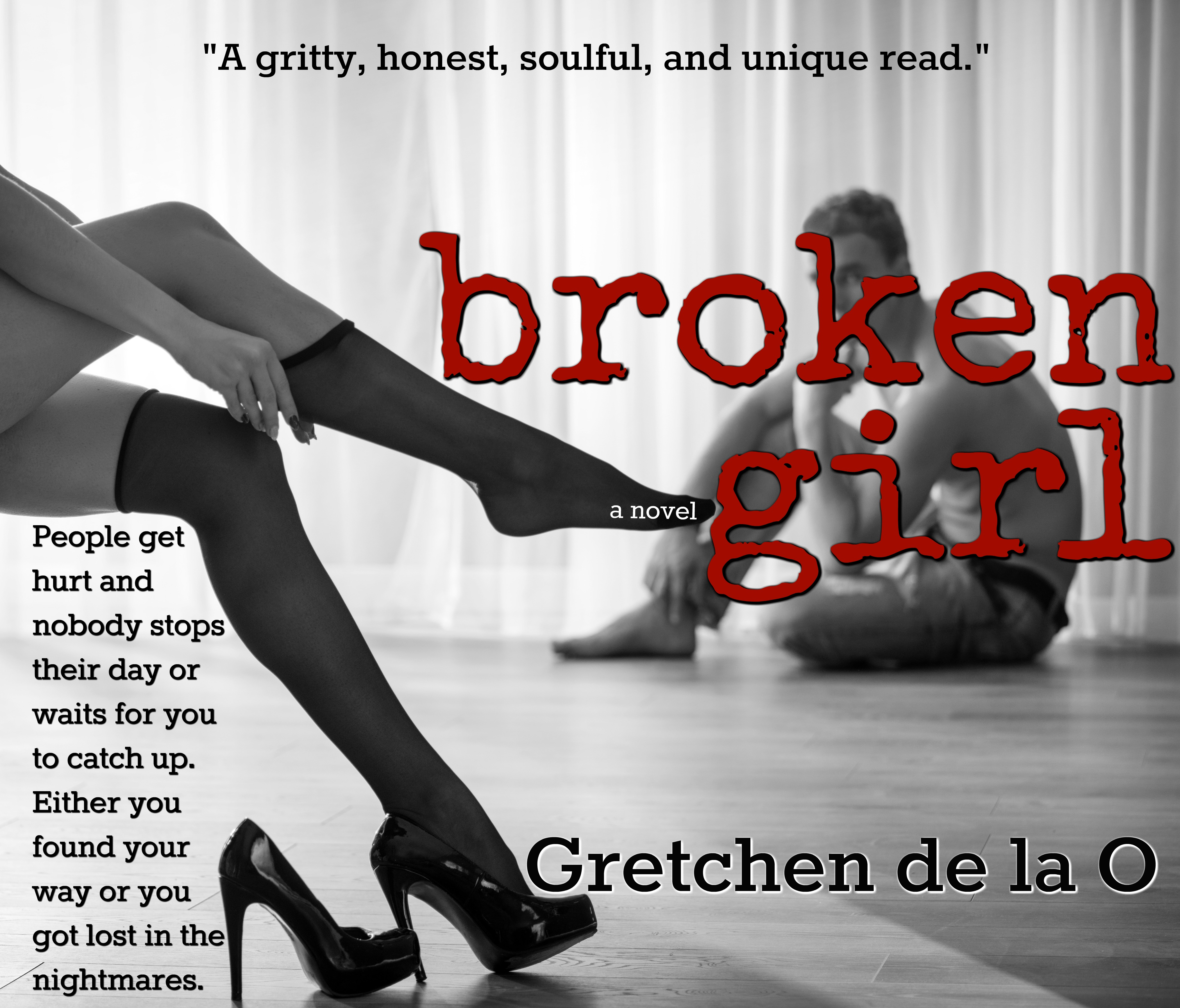 Review: Broken Girl by Gretchen de la O – The Sisterhood of