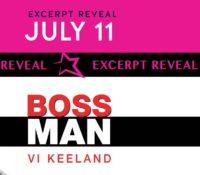 Excerpt Reveal: Bossman by Vi Keeland