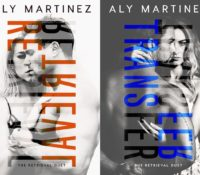 Cover Reveal: The Retrieval Duet by Aly Martinez