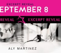 Excerpt Reveal: Retrieval by Aly Martinez