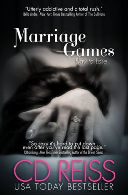 Blog Tour & Review: Marriage Games by CD Reiss