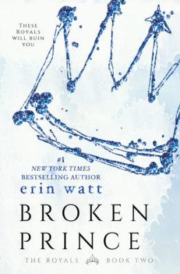 Review: Broken Prince by Erin Watt