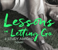 Cover Reveal: Lessons in Letting Go by Jessica Peterson