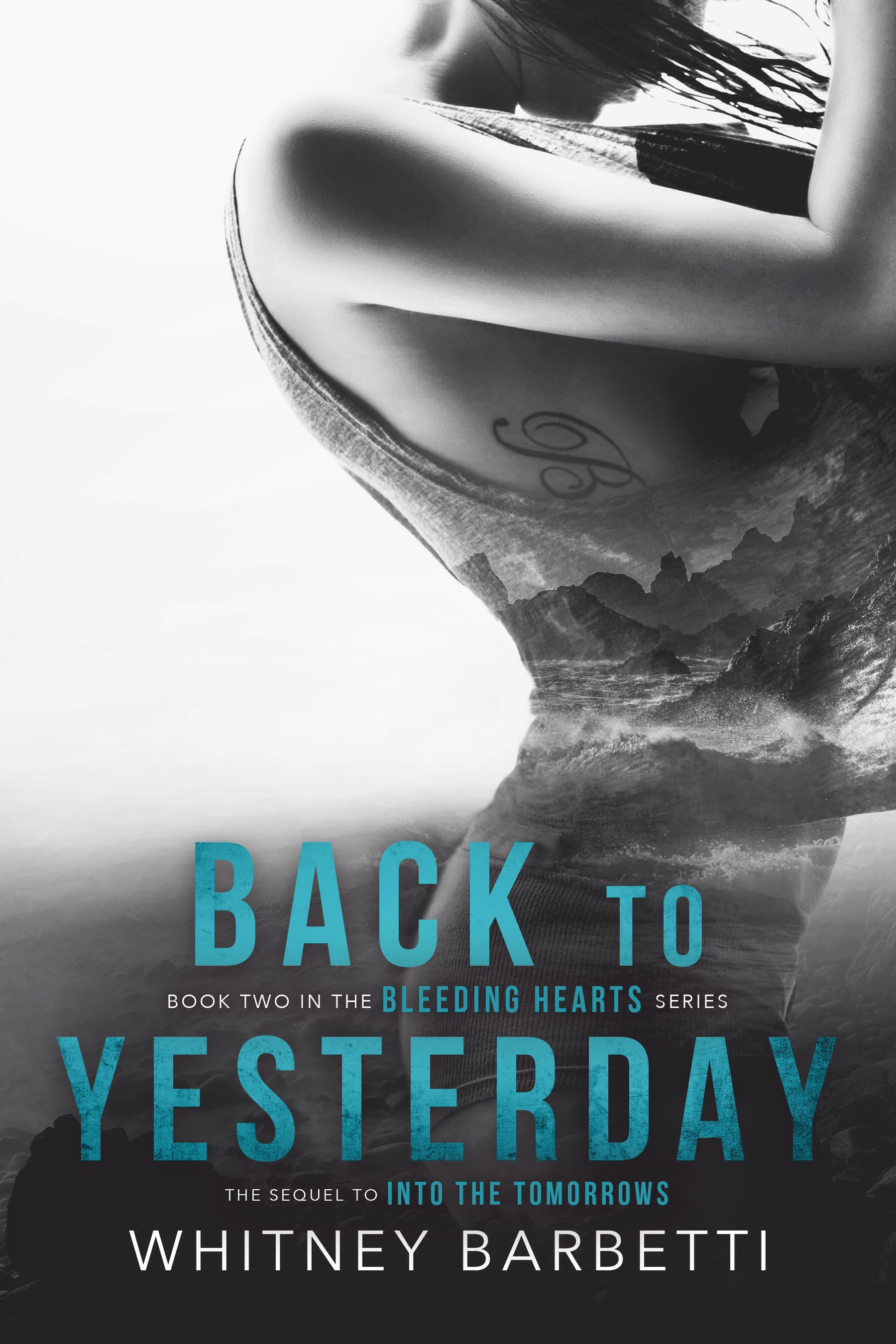 Back to Yesterday by Whitney Barbetti