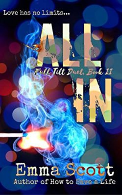 Excerpt and Review: All In by Emma Scott