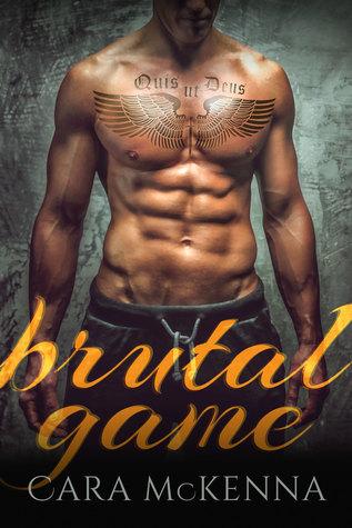 Brutal Game (Flynn and Laurel, #2) by Cara McKenna