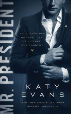 Review & Release Blitz: Mr. President by Katy Evans