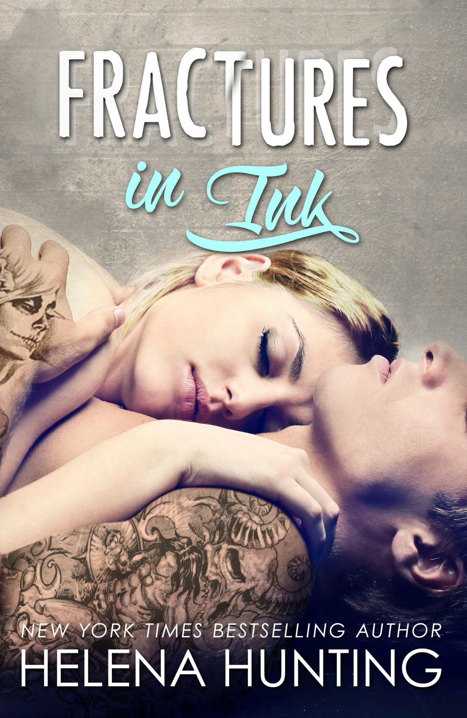 Fractures in Ink (Clipped Wings, #3) by Helena Hunting