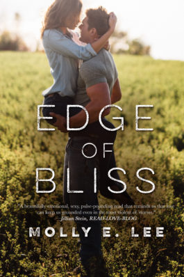 Review and Release Blitz: Edge of Bliss by Molly E. Lee