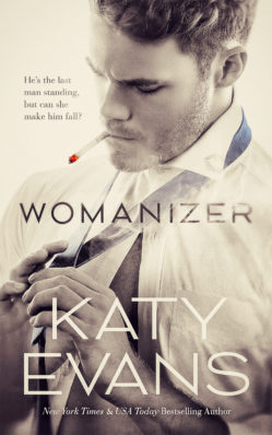 Review and Release Blitz: Womanizer by Katy Evans
