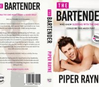 Cover Reveal and Giveaway: The Bartender by Piper Rayne