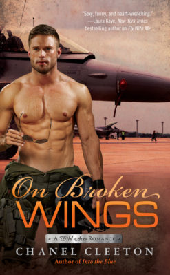 Review: On Broken Wings by Chanel Cleeton