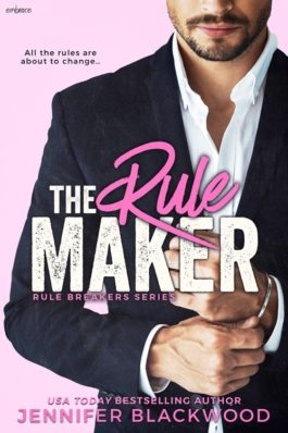 Review: The Rule Maker by Jennifer Blackwood