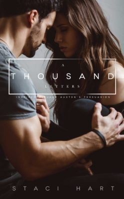 Review : A Thousand Letters by Staci Hart