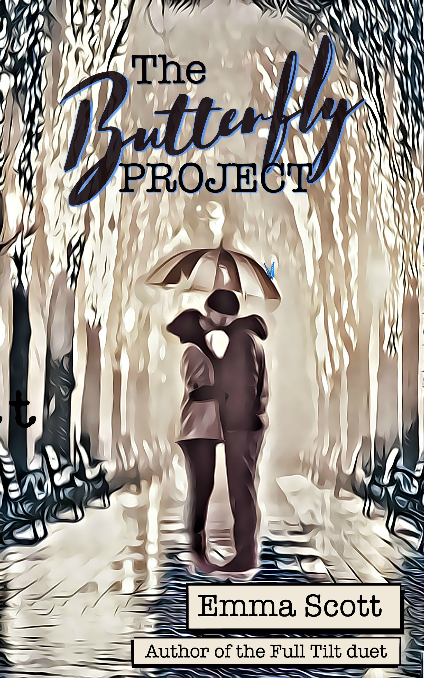 Review: The Butterfly Project by Emma Scott