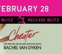 Release Blitz: Cheater by Rachel Van Dyken