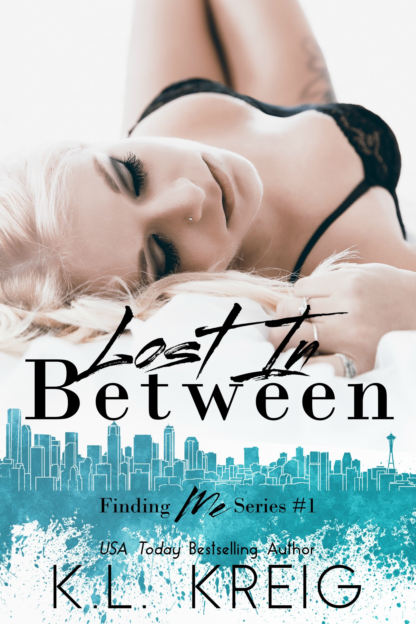 Lost In Between (Finding Me Duet Book 1) by KL Kreig