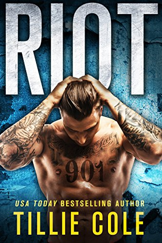 Riot (Scarred Souls, #4) by Tillie Cole