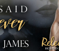 Release Blitz: We Said Forever by Marie James