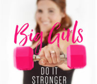 Review and Release Blitz: Big Girls Do It Stronger by Jasinda Wilder
