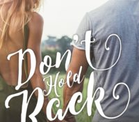 Review: Don't Hold Back by Missy Johnson