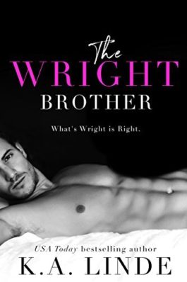 Review: The Wright Brother by KA Linde