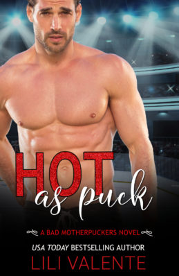 Review and Release Blitz: Hot as Puck by Lili Valente