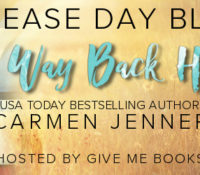 Release Blitz: The Way Back Home by Carmen Jenner